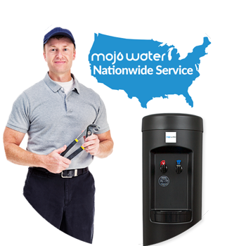 MojoWater Nationwide Service