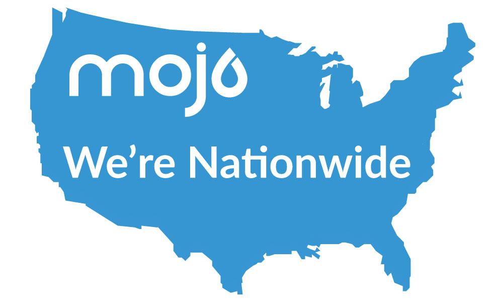 MOJO bottleless water coolers - Nationwide