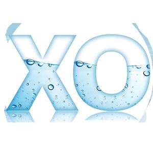 XO in water