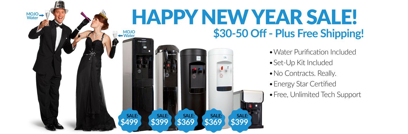 happy New Year Sale