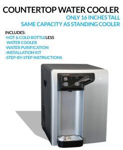 XO Countertop BottleLess Cooler