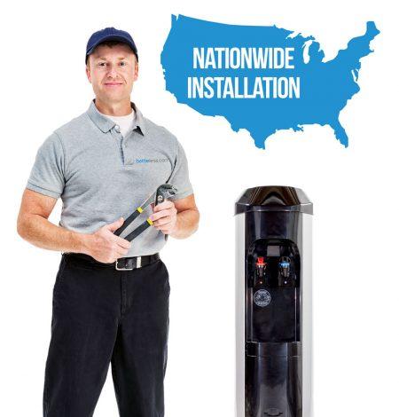 bottleless cooler installation service