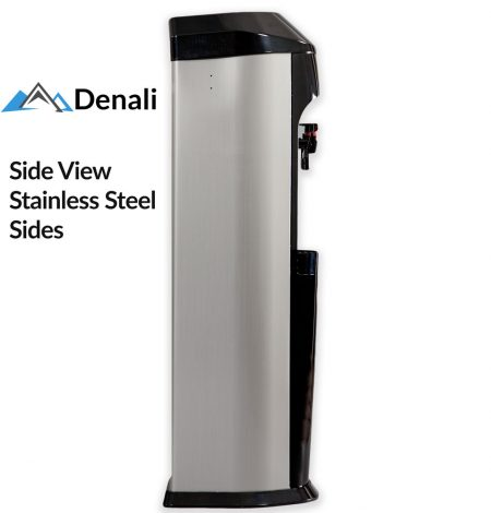 denali bottleless water cooler side view