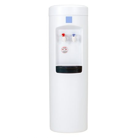 peak bottleless water cooler in white