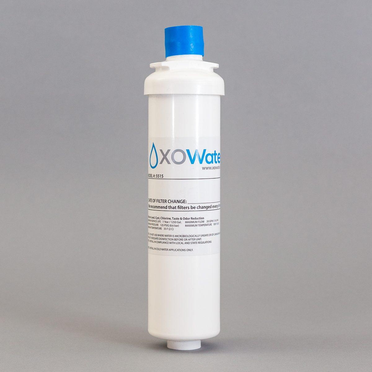 xo5515 bottleless filter