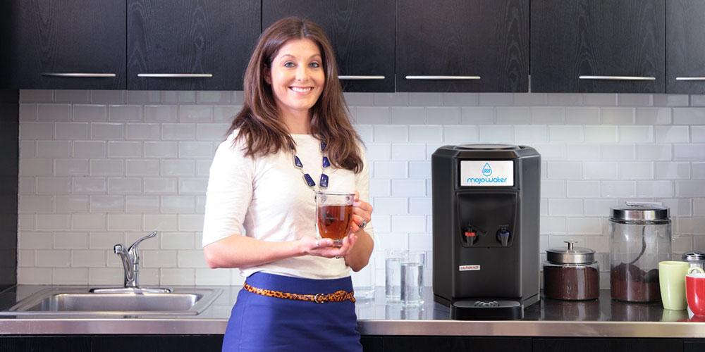 chill bottleless water cooler