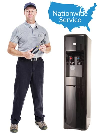 Bottleless Water Cooler Installation