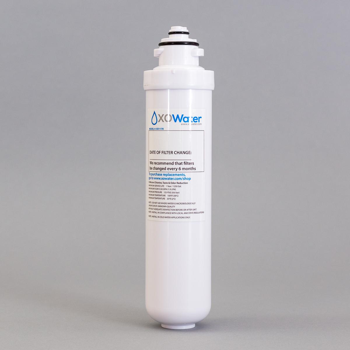 XO1170 Bottleless Filter